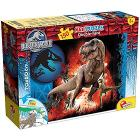 Jurassic T-Rex Puzzle DF Supermaxi 150 Pezzi