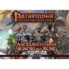 Pathfinder Gioco di Carte. Ascesa dei Signori delle Rune. Mazzo Eroi. Espansione per Pathfinder
