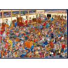 Comic 1000 Pezzi- Gli Antiquari (01886)