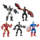 Super Hero Mashers Marvel Multi Pack (B8309EU4)