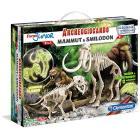 Focus. Mammut e Smilodon (13901)