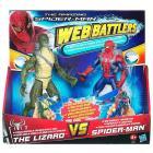 Spider-Man Web Battlers Deluxe Doppio