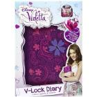 Diario con lucchetto Violetta (86906)