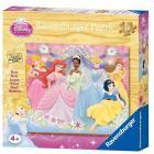 Puzzle Legno Princess Disney 30 pezzi (03917)