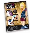 Crazy Chic Sketchbook Rock (159190)