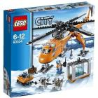 Elicottero gru artica - Lego City (60034)
