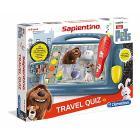 Sapientino Travel Quiz Pets (11928)