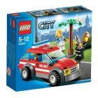Auto del comandante dei pompieri - Lego City (60001)