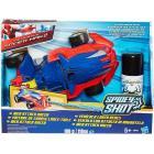 Spider-Man Strike Blast Racer Veicolo spara ragnatele (A8483E27)