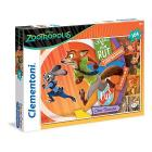 Puzzle 104 pezzi - Zootropolis