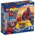 Il laboratorio della ragno-bici di Spider-Man - Lego Duplo Super Heroes (10607)