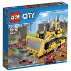 Bulldozer - Lego City Demolition (60074)