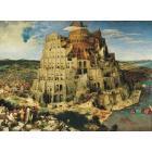 1500 pezzi - Bruegel - La Torre di Babele (31985)