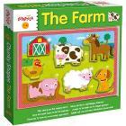Legno Chunky Shapes The Farm