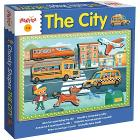 Legno Chunky Shapes The City