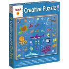 Legno Creative Puzzle The Sea