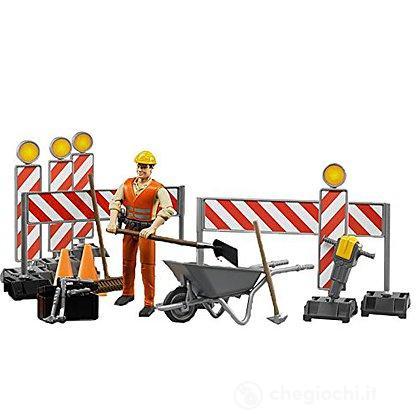 Segnaletica lavori stradali (62000)