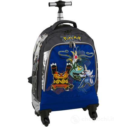 Zaino trolley deluxe Pokemon (86000)