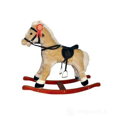 Cavallo a Dondolo con suoni