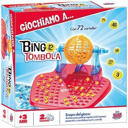 Bingo Tombola 72 Cartelle (GG90000)