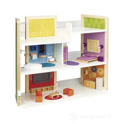Casa dei sogni fai da te e3403 casa delle bambole e for Planimetrie delle case dei sogni dei kentucky