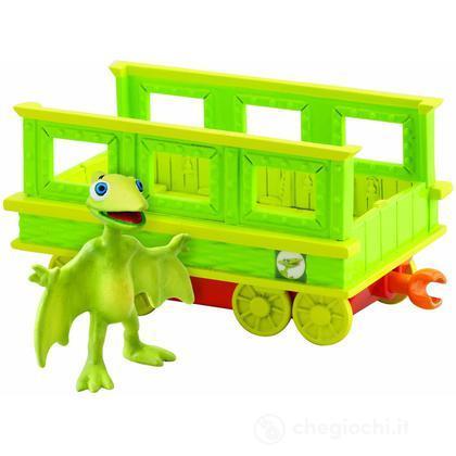 Dino Trains Personaggi Con Vagone