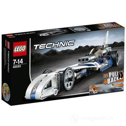 Bolide supersonico - Lego Technic (42033)