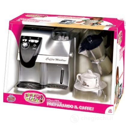 Macchina Caffè Moka con suoni (GG60002)