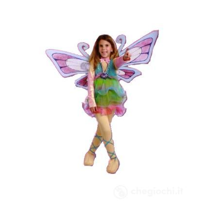 Costume Winx Enchantix Bloom medio