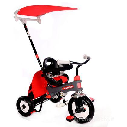 Triciclo Magic – Rosso con barriera (2401)