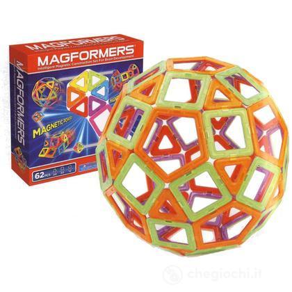 Magformers 62 pezzi