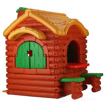 Casetta Woodland Cottage con suoni