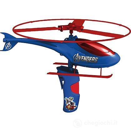 Avengers set elicottero lancio (390034)