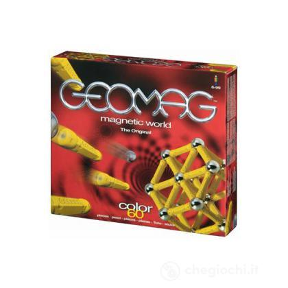 Gioco Geomag Color 60 Pezzi