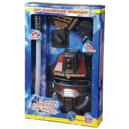 Set Pistola-Spada Spaziale con maschera (GG50004)