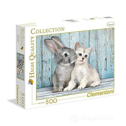 Cat&Bunny 500 pezzi High Quality Collection (35004)