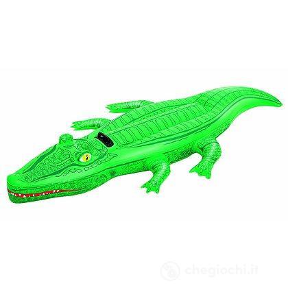 Coccodrillo Grande gonfiabile