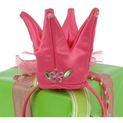 Coroncina compleanno rosa (LL PH009801)