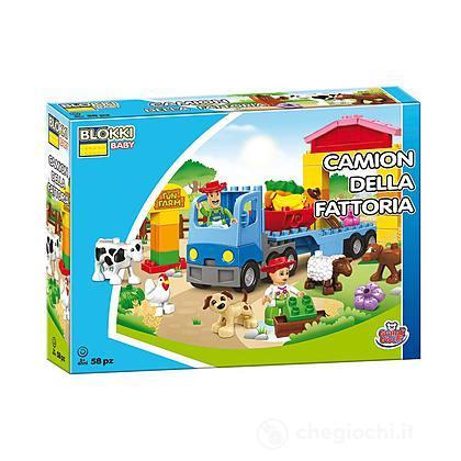 Set Costruzioni Camion