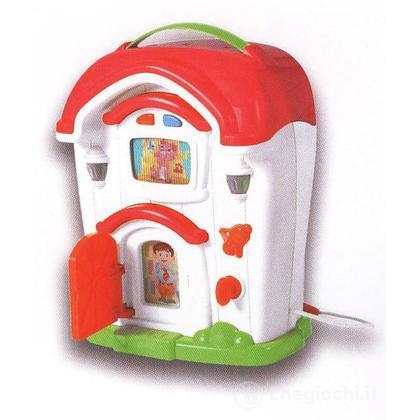 Casetta e cabina telefonica 2 in 1