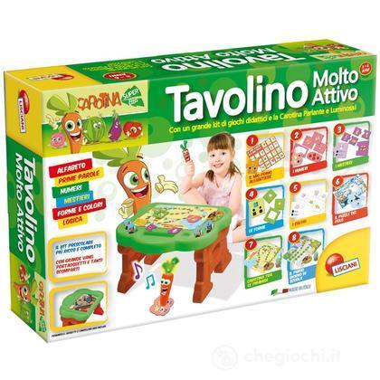 Carotina Penna Parlante Tavolino Attivo (30101)