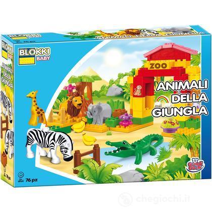 Set Costruzioni 76 Pezzi Zoo (GG81001)