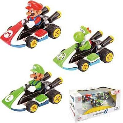 Mario Kart 8 3 modellini