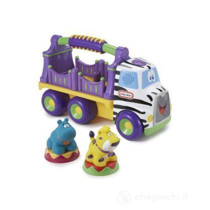 Camion del safari (06432)