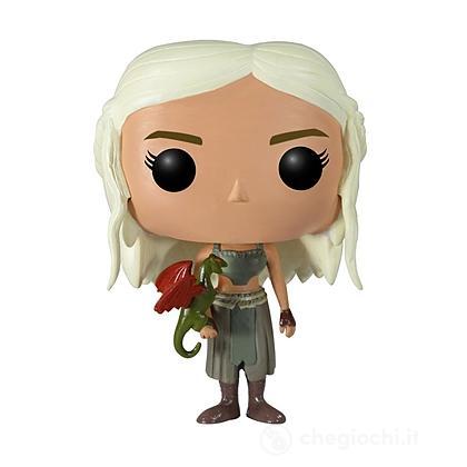 Trono Spade Daenerys personaggio in vinile