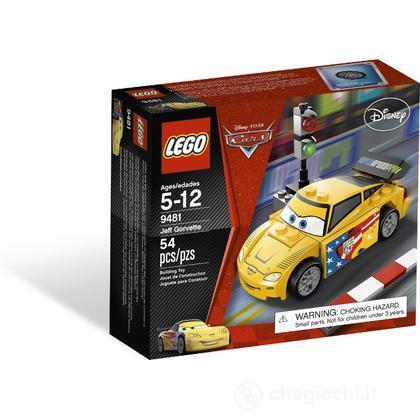 LEGO Cars - Jeff Gorvette (9481)