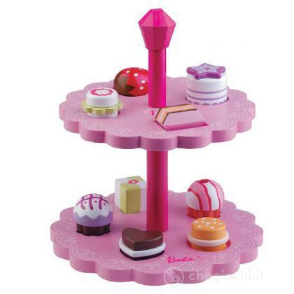 Set pasticceria Barbie in legno (20012)