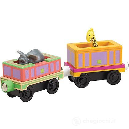 Chuggington Safari Cars Vagone