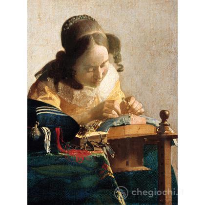 Vermeer: La Merlettaia