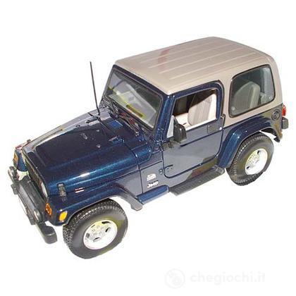 Jeep Wrangler Sahara 1:18